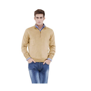 CASABLANCA ZIP SWEATER