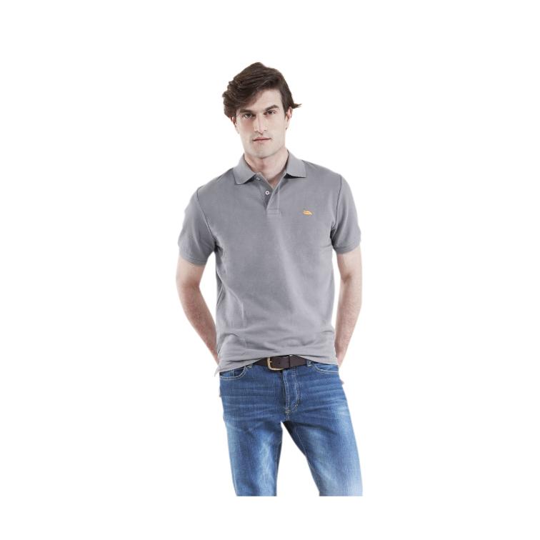 Shirt grau b