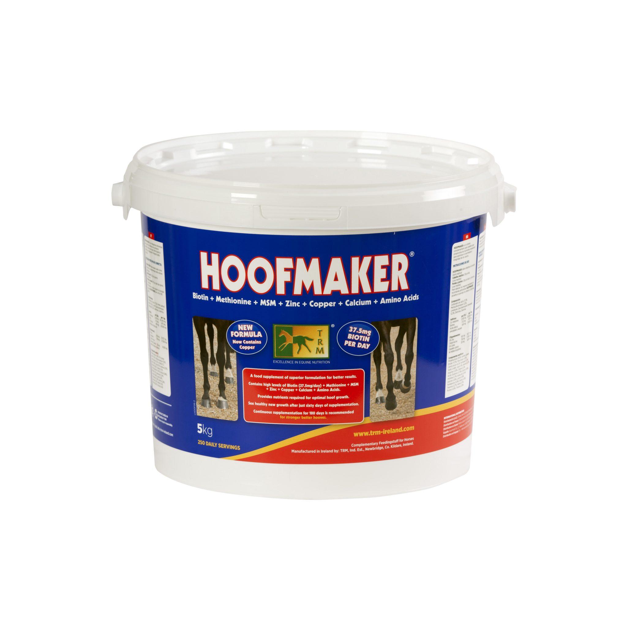 TRM Hoofmaker 5kg Sept 14 1