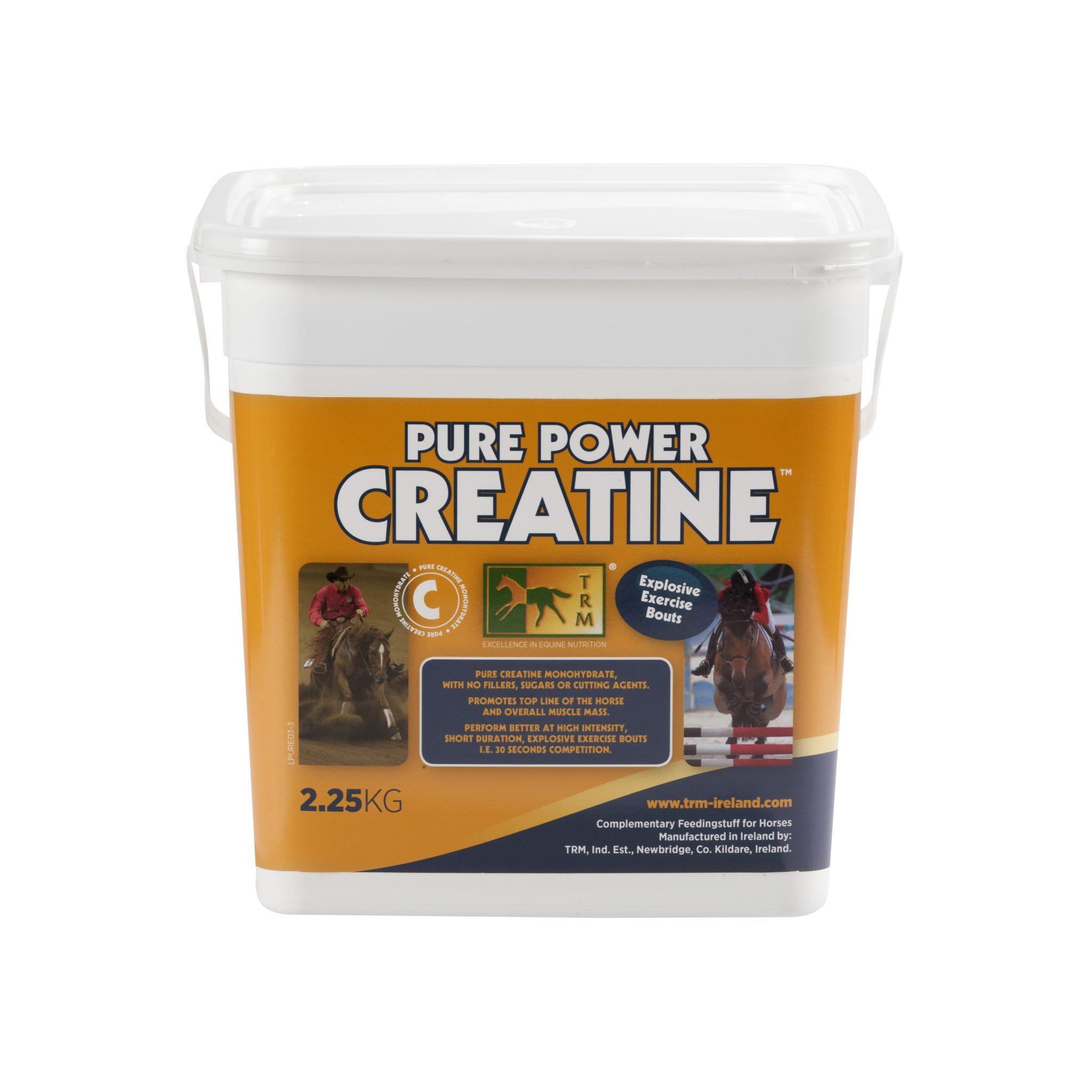 TRM Pure Power Creatine 2250g Jan 15 1