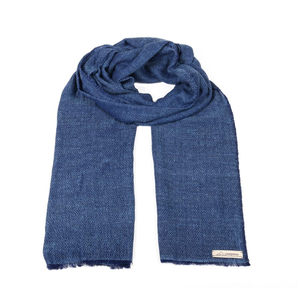cashmere scarf navy light blue ocio 1000x1000