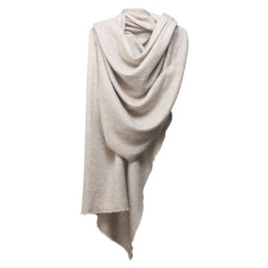 PASE CASHMERE SCARF SAND