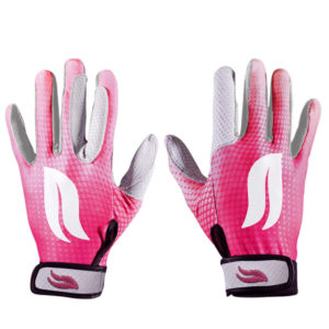 CASABLANCA POLO GLOVES PINK