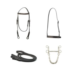 COMPLETE POLO BRIDLE