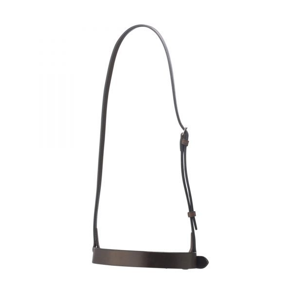 polo equipment cavesson noseband leather 600x600