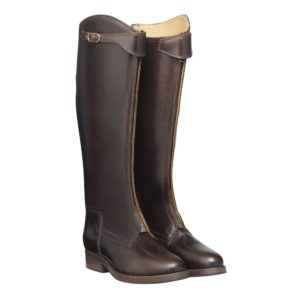 PAMPEANO POLO LEATHER BOOTS