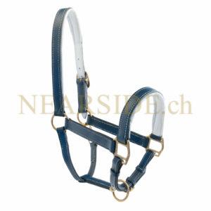Designer Pferdehalsband Leder