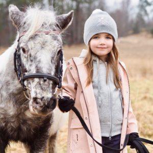 REIT-REGENMANTEL FÜR KINDER VON HOUSE OF HORSES