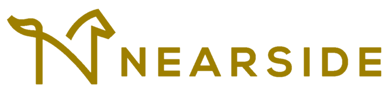 Nearside gold logo