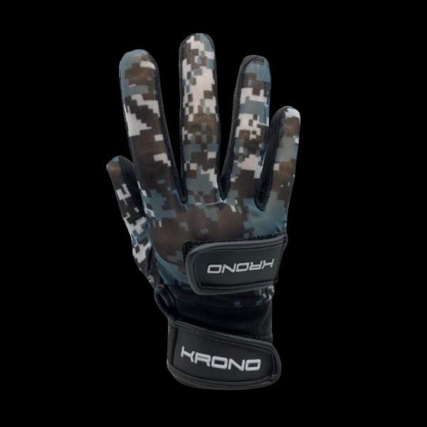 krono polo gloves digital camouflage