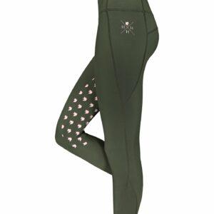 HOH Army Green Leggings