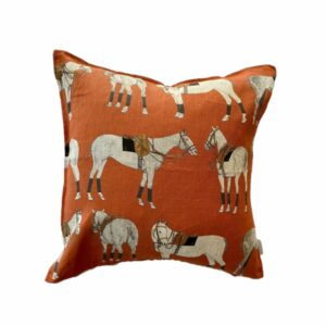 POLOHORSE PILLOW COVER