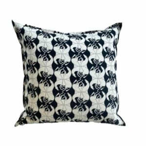 PERSIAN HORSE PILLOW COVER